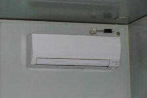 コンテナプレハブハウス 中古販売 エアコン付き